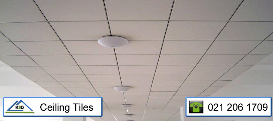 Replacement drop ceiling tiles