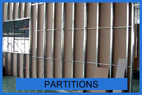 Office Partitiions and Metal Stud Partitions